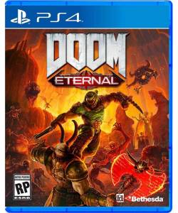 DOOM Eternal (PS4) (Русская версия)