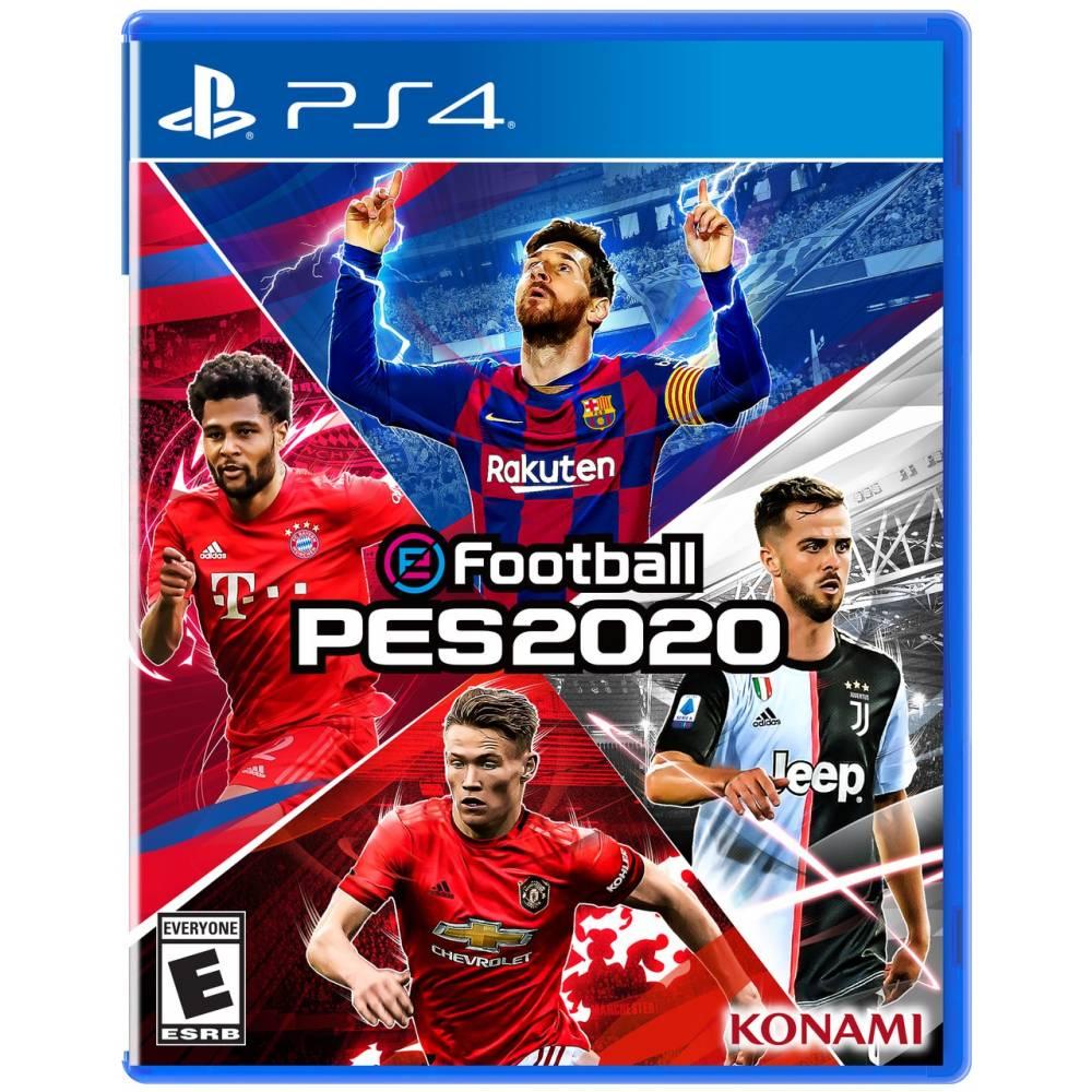 eFootball PES 2020 (PS4) (Російська версія) (eFootball PES 2020 (PS4) (RU)) фото 2