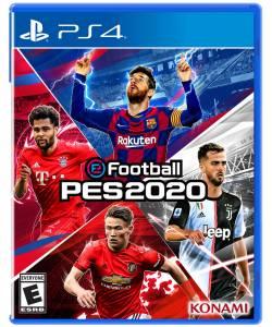 eFootball PES 2020 (PS4) (Російська версія)