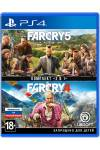 Far Cry 4 + Far Cry 5 (PS4) (Російська версія) (Far Cry 4 + Far Cry 5 (PS4) (RU)) фото 2