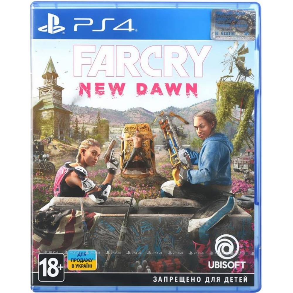 Far Cry New Dawn (PS4) (Російська версія) (Far Cry New Dawn (PS4) (RU)) фото 2
