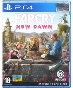 Far Cry New Dawn (PS4/PS5) (Русская озвучка)
