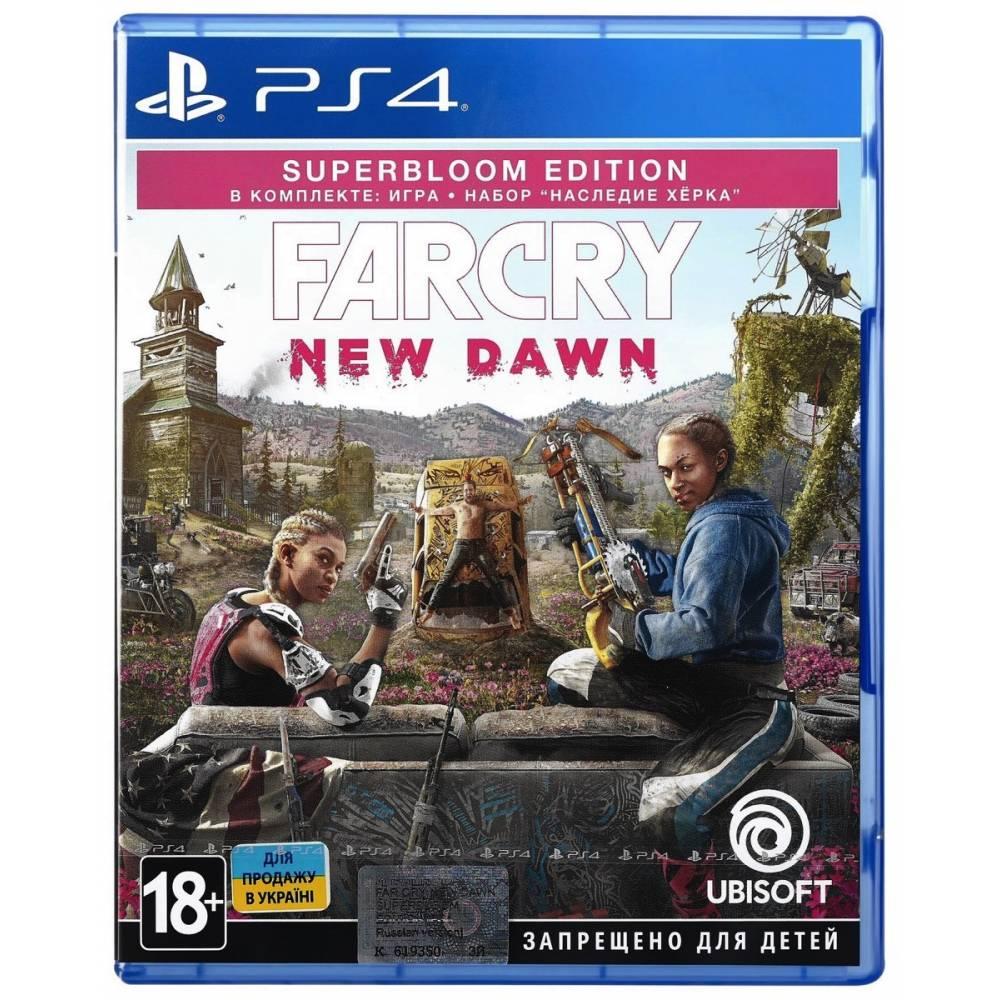 Far Cry New Dawn: Superbloom Edition (PS4/PS5) (Російська озвучка) (Far Cry New Dawn: Superbloom Edition (PS4/PS5) (RU)) фото 2