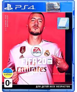 FIFA 20 (PS4) (Русская версия)