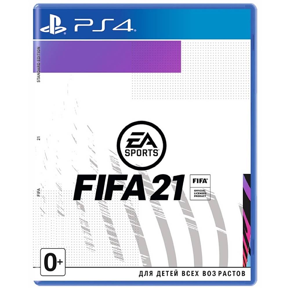 FIFA21 (PS4) (Російська версія) (FIFA21 (PS4) (RU)) фото 2