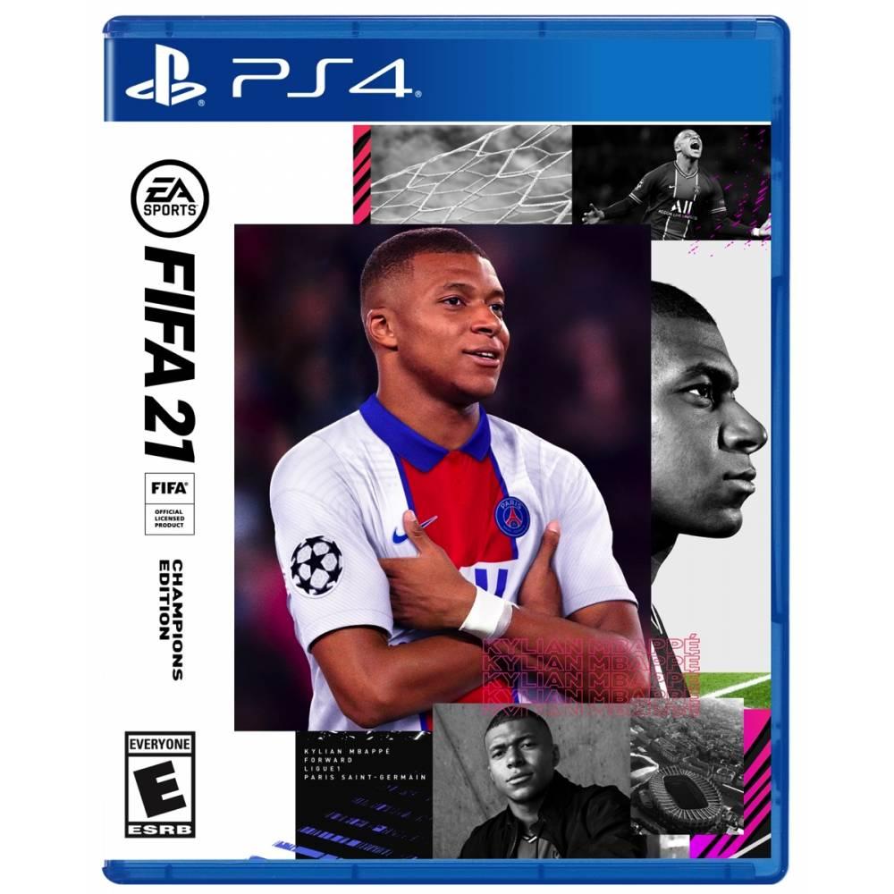 FIFA 21 Champions Edition (PS4/PS5) (Російська озвучка) (FIFA 21 Champions Edition (PS4/PS5) (RU)) фото 2