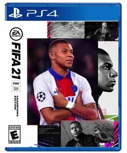 FIFA 21 Champions Edition (PS4/PS5) (Російська озвучка)
