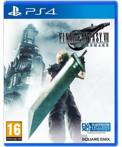 Final Fantasy VII Remake (PS4) (Русская версия)