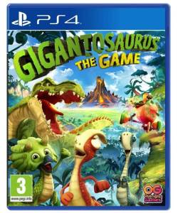Gigantosaurus: The Game (PS4/PS5) (Русская озвучка)