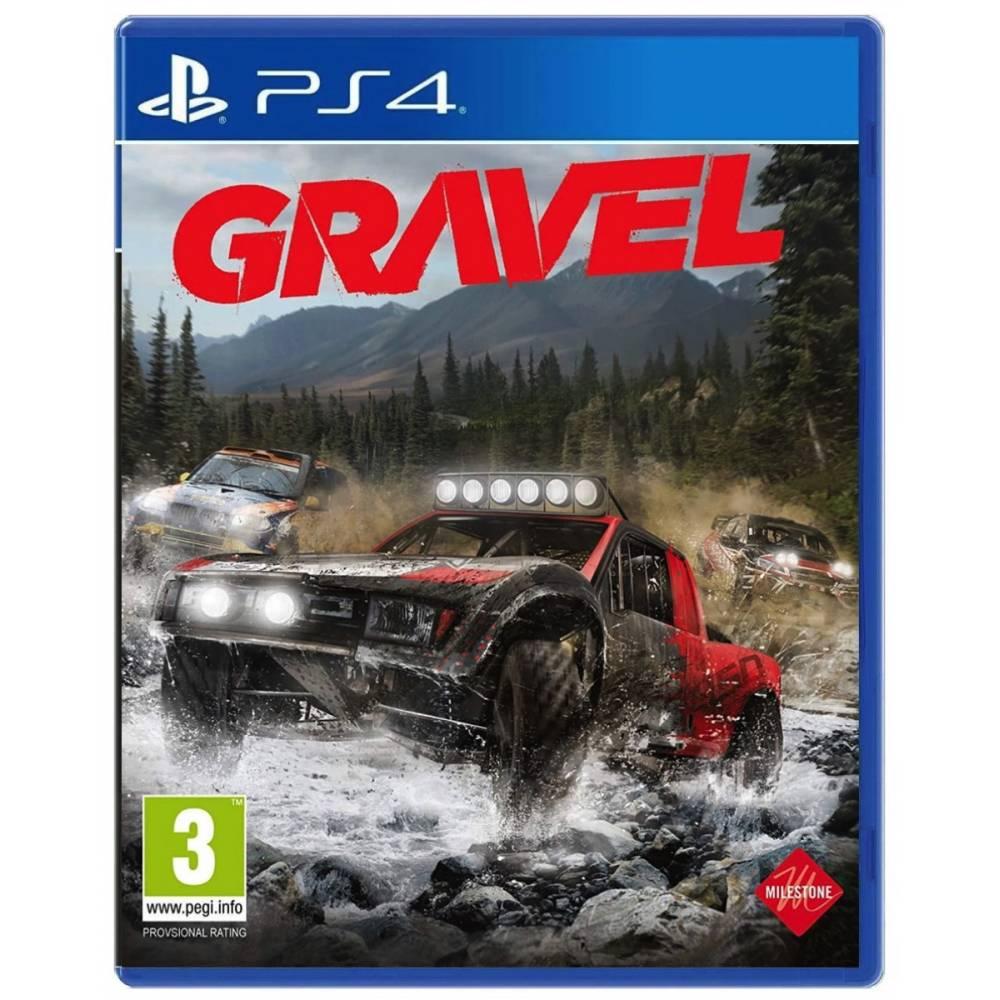 Gravel (PS4/PS5) (Английская версия) (Gravel (PS4/PS5) (EN)) фото 2