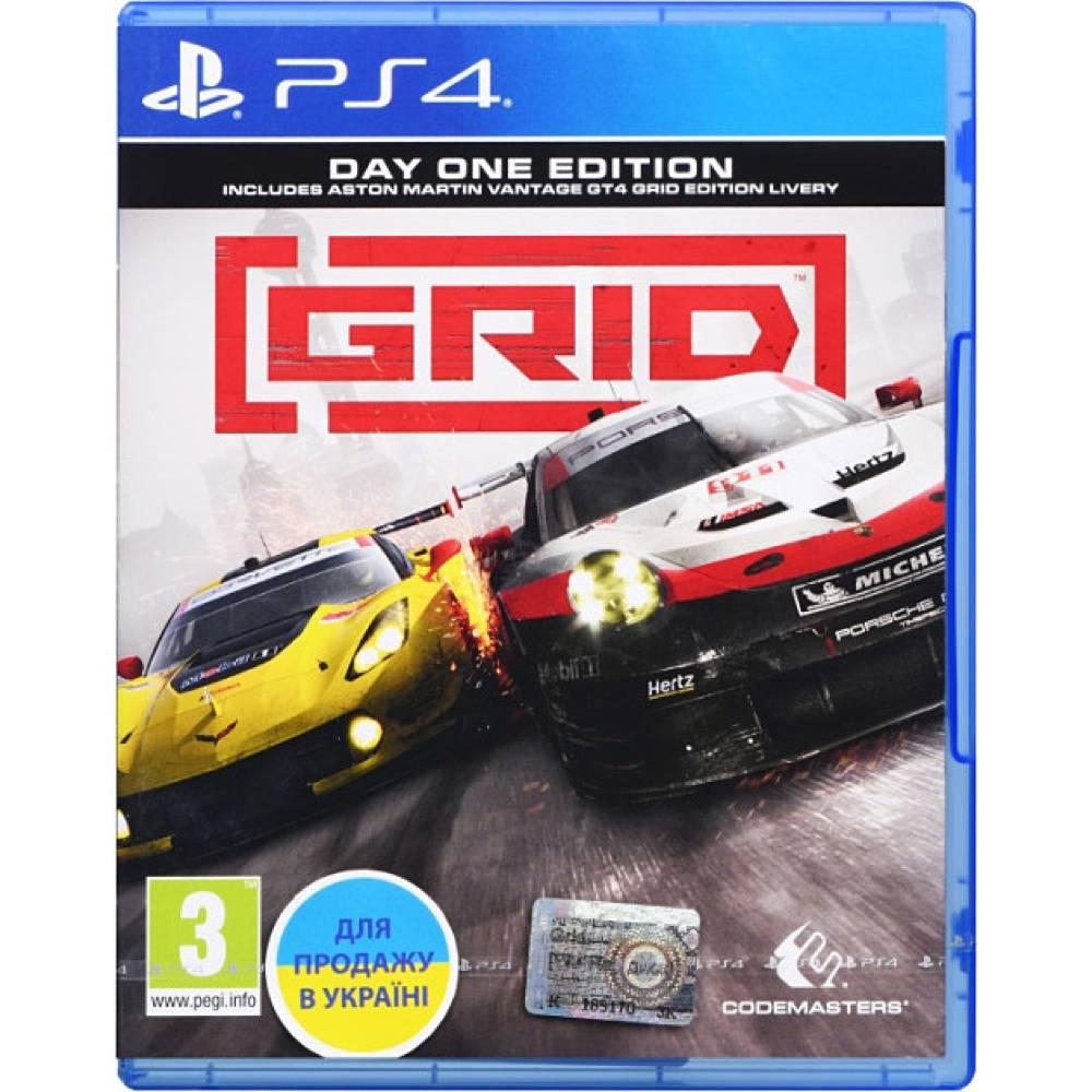 GRID (PS4/PS5) (Английская версия) (GRID (PS4/PS5) (RU)) фото 2