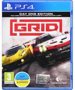 GRID (PS4/PS5) (Английская версия)