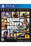 Grand Theft Auto V Premium Edition (PS4) (Русская версия) (Grand Theft Auto V Premium Edition (PS4) (RU)) фото 2
