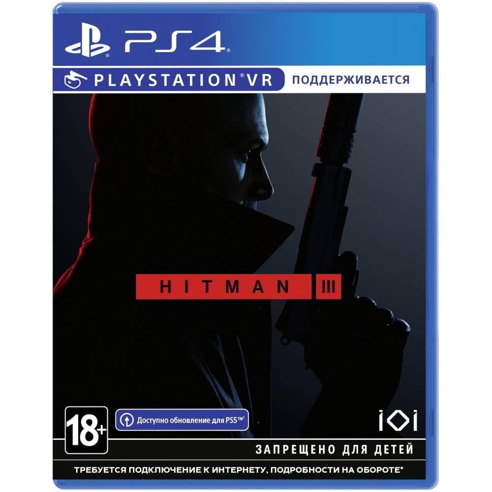Hitman 3 (PS4/PS5) (Английская версия) (Hitman 3 (PS4/PS5) (EN)) фото 2