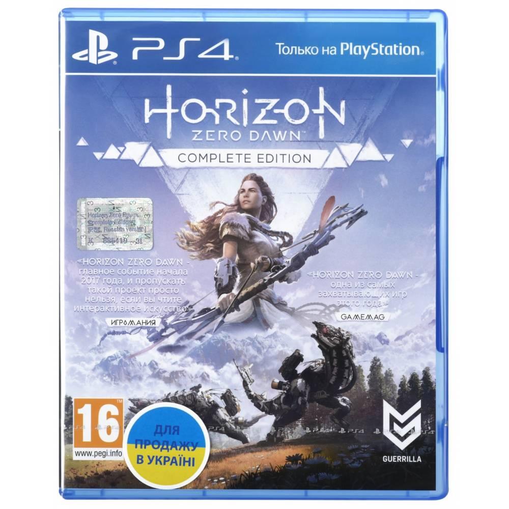 Horizon Zero Dawn: Complete Edition (PS4) (Російська версія) (Horizon Zero Dawn: Complete Edition (PS4) (RU)) фото 2