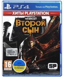inFAMOUS Second Son (PS4/PS5) (Російська озвучка)