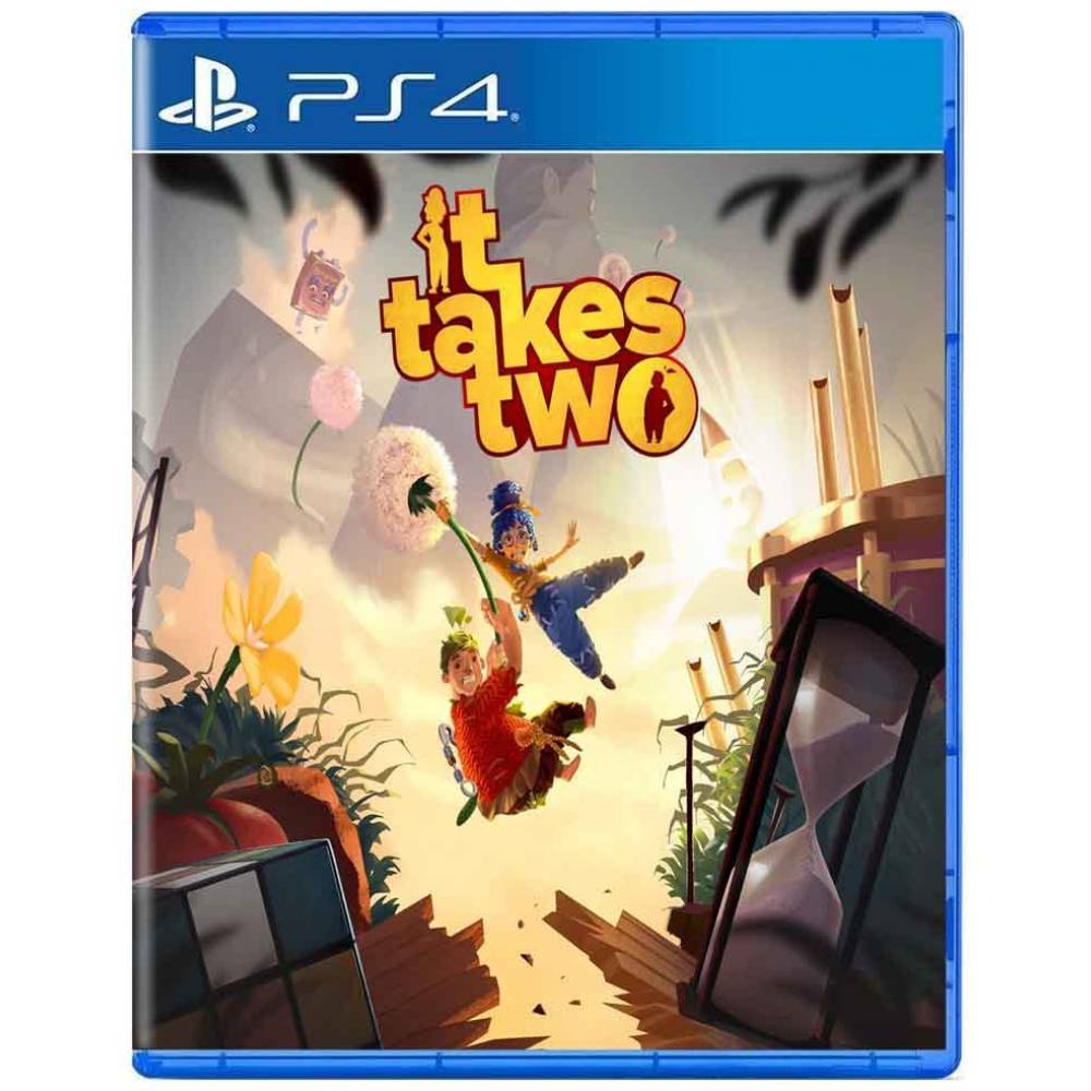 It Takes Two (PS4/PS5) (Русские субтитры) (It Takes Two (PS4/PS5) (RU)) фото 2