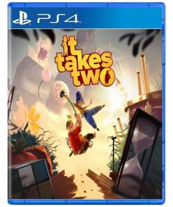 It Takes Two (PS4/PS5) (Русские субтитры)