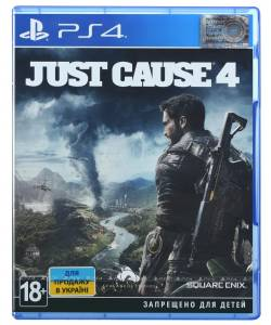 Just Cause 4 (PS4) (Русская версия)