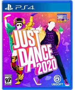 Just Dance 2020 (PS4) (Русская версия)
