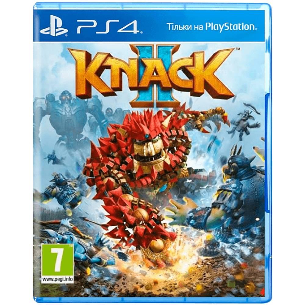 Knack 2 (PS4/PS5) (Русская озвучка) (Knack 2 (PS4/PS5) (RU)) фото 2