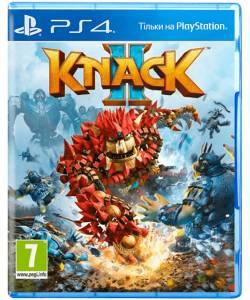 Knack 2 (PS4/PS5) (Русская озвучка)