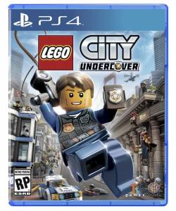 LEGO City Undercover (PS4) (Російська версія)