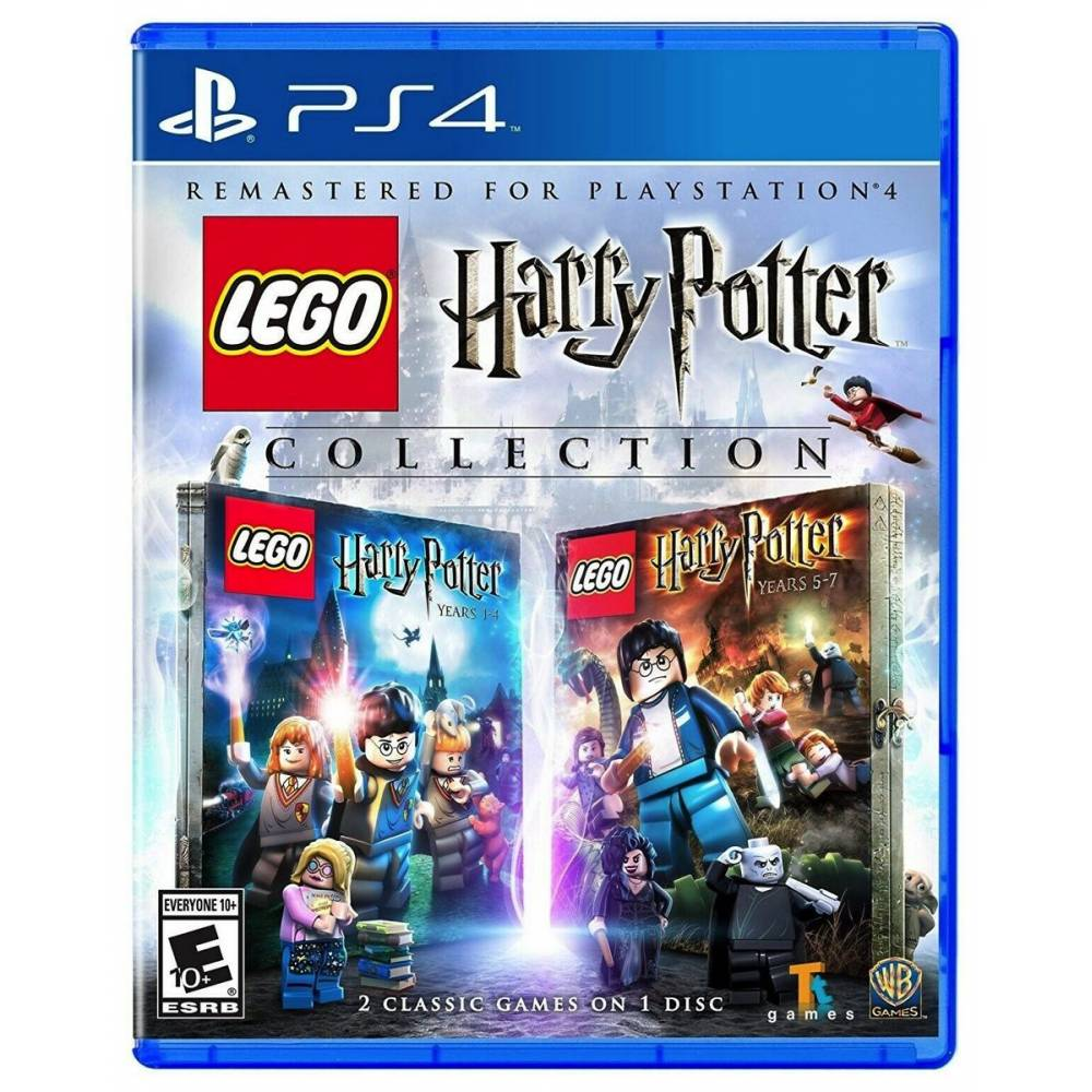 LEGO Harry Potter Collection (PS4/PS5) (Англійська версія) (LEGO Harry Potter Collection (PS4/PS5) (EN)) фото 2