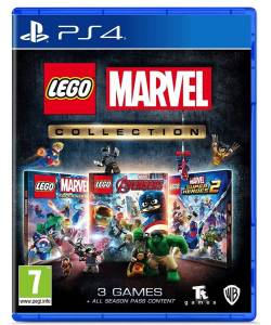 LEGO Marvel Collection (PS4/PS5) (Русские субтитры)