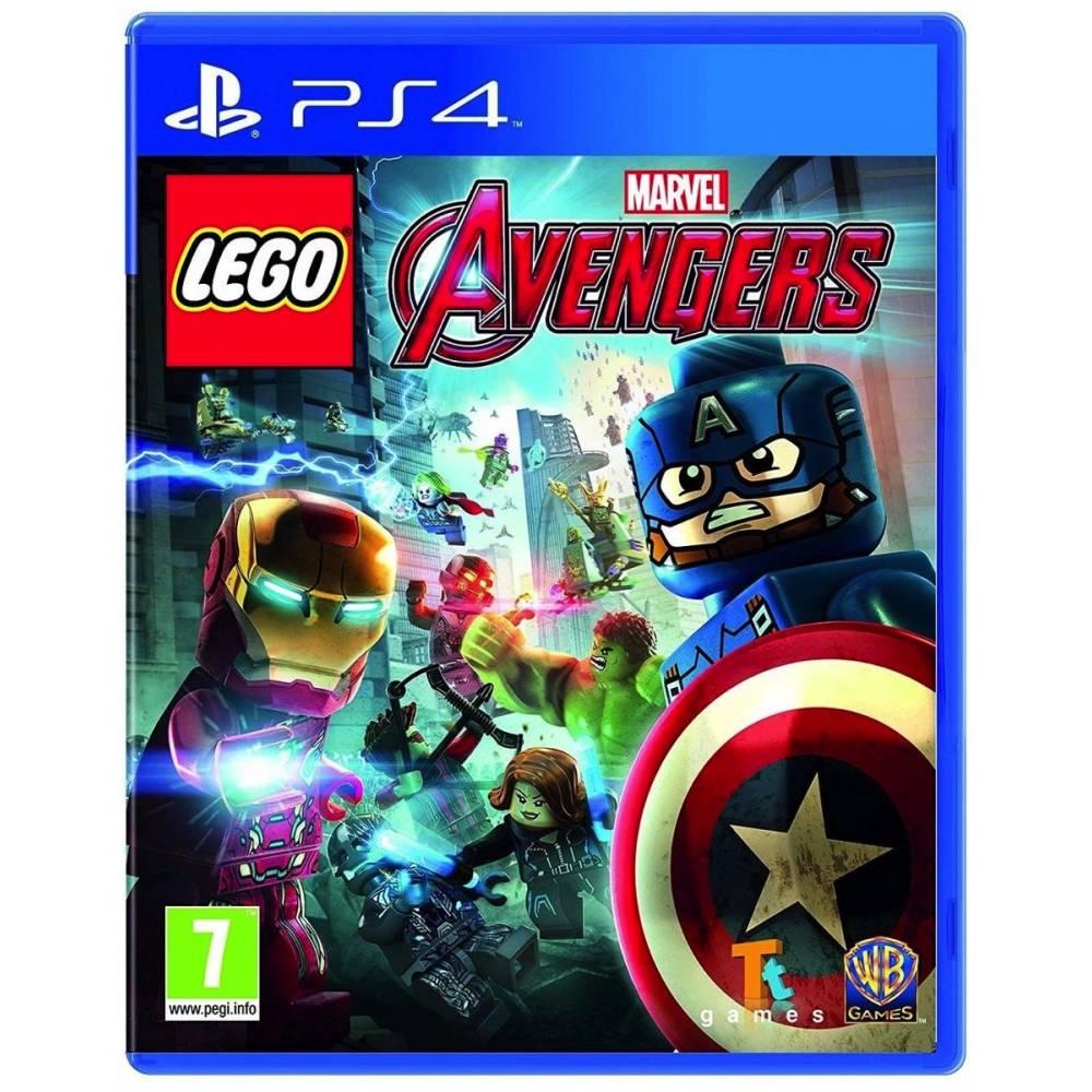 LEGO Marvel's Avengers (PS4/PS5) (Російські субтитри) (LEGO Marvel's Avengers (PS4/PS5) (RU)) фото 2