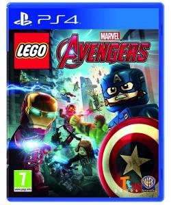 LEGO Marvel's Avengers (PS4/PS5) (Російські субтитри)