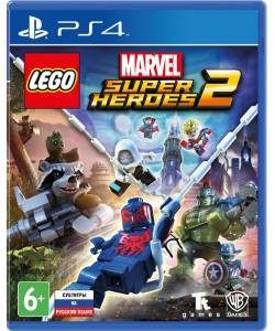 LEGO Marvel Super Heroes 2 (PS4) (Русская версия)
