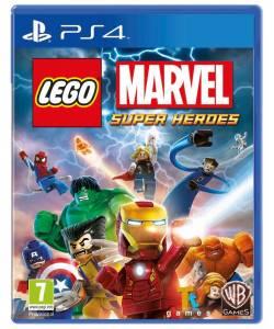 LEGO Marvel Super Heroes (PS4/PS5) (Російські субтитри)