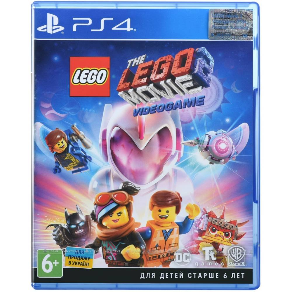 LEGO Movie Videogame 2 (PS4/PS5) (Російські субтитри) (LEGO Movie Videogame 2 (PS4/PS5) (RU)) фото 2