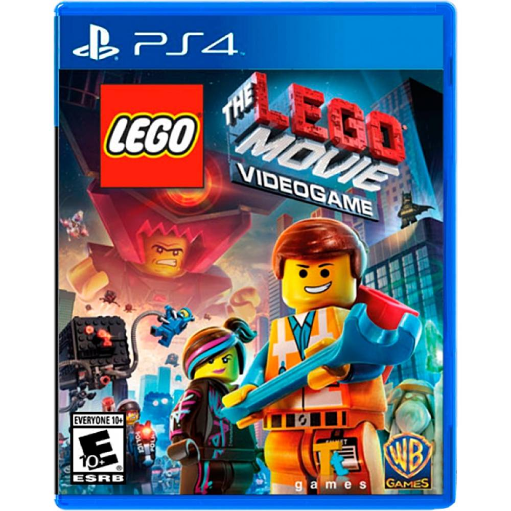 LEGO Movie Videogame (PS4) (Русская версия) (LEGO Movie Videogame (PS4) (RU)) фото 2