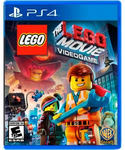LEGO Movie Videogame (PS4) (Русская версия)
