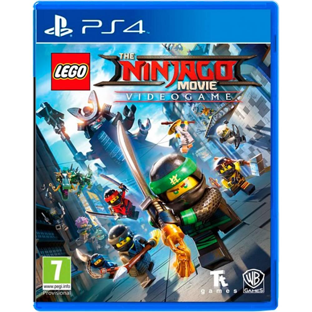 LEGO Ninjago Movie Video Game (LEGO Ніндзяго: Гра по фільму) (PS4) (Російська версія) (LEGO Ninjago Movie Video Game (PS4) (RU)) фото 2