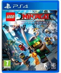 LEGO Ninjago Movie Video Game (LEGO Ніндзяго: Гра по фільму) (PS4) (Російська версія)