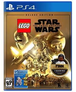 LEGO Star Wars: Force Awakens Deluxe Edition (PS4/PS5) (Російські субтитри)