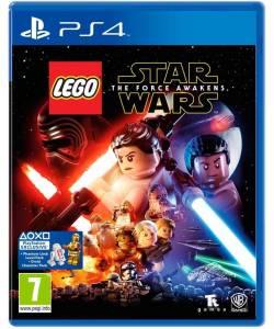 LEGO Star Wars: The Force Awakens (LEGO Star Wars: Пробудження сили) (PS4) (Російська версія)