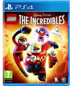 LEGO The Incredibles (LEGO Суперсімейка) (PS4) (Російська версія)