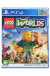 LEGO Worlds (PS4) (Російська версія) (LEGO Worlds (PS4) (RU)) фото 2