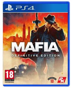Mafia: Definitive Edition (Постер + набор Chicago) (PS4/PS5) (Русская озвучка)