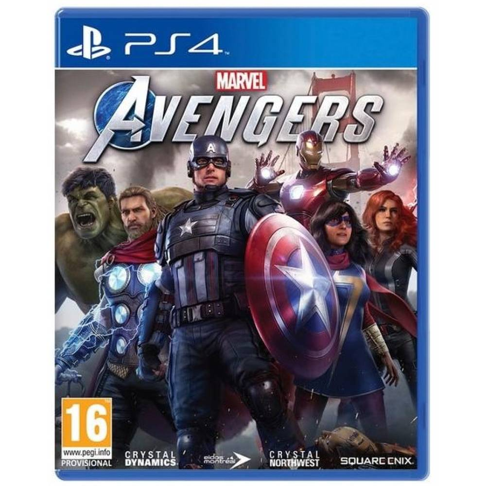 Marvel's Avengers (PS4/PS5) (Русская озвучка) (Marvel's Avengers (PS4/PS5) (RU)) фото 2