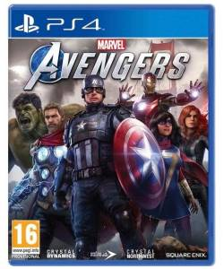 Marvel's Avengers (PS4/PS5) (Русская озвучка)