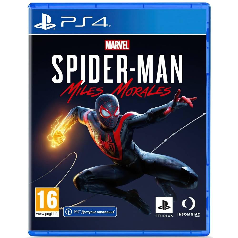 Marvel's Spider-Man: Miles Morales (PS4/PS5) (Російська озвучка) (Marvel's Spider-Man: Miles Morales (PS4/PS5) (RU)) фото 2
