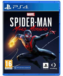 Marvel's Spider-Man: Miles Morales (PS4/PS5) (Російська озвучка)
