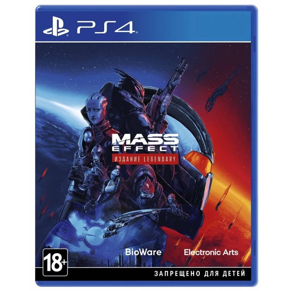 Mass Effect Legendary Edition (PS4/PS5) (Російська озвучка) (Mass Effect Legendary Edition (PS4/PS5) (RU)) фото 2