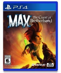 Max: The Curse of Brotherhood (PS4/PS5) (Англійська версія)