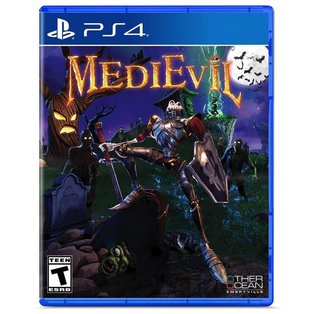MediEvil (PS4/PS5) (Російська озвучка) (MediEvil (PS4/PS5) (RU)) фото 2
